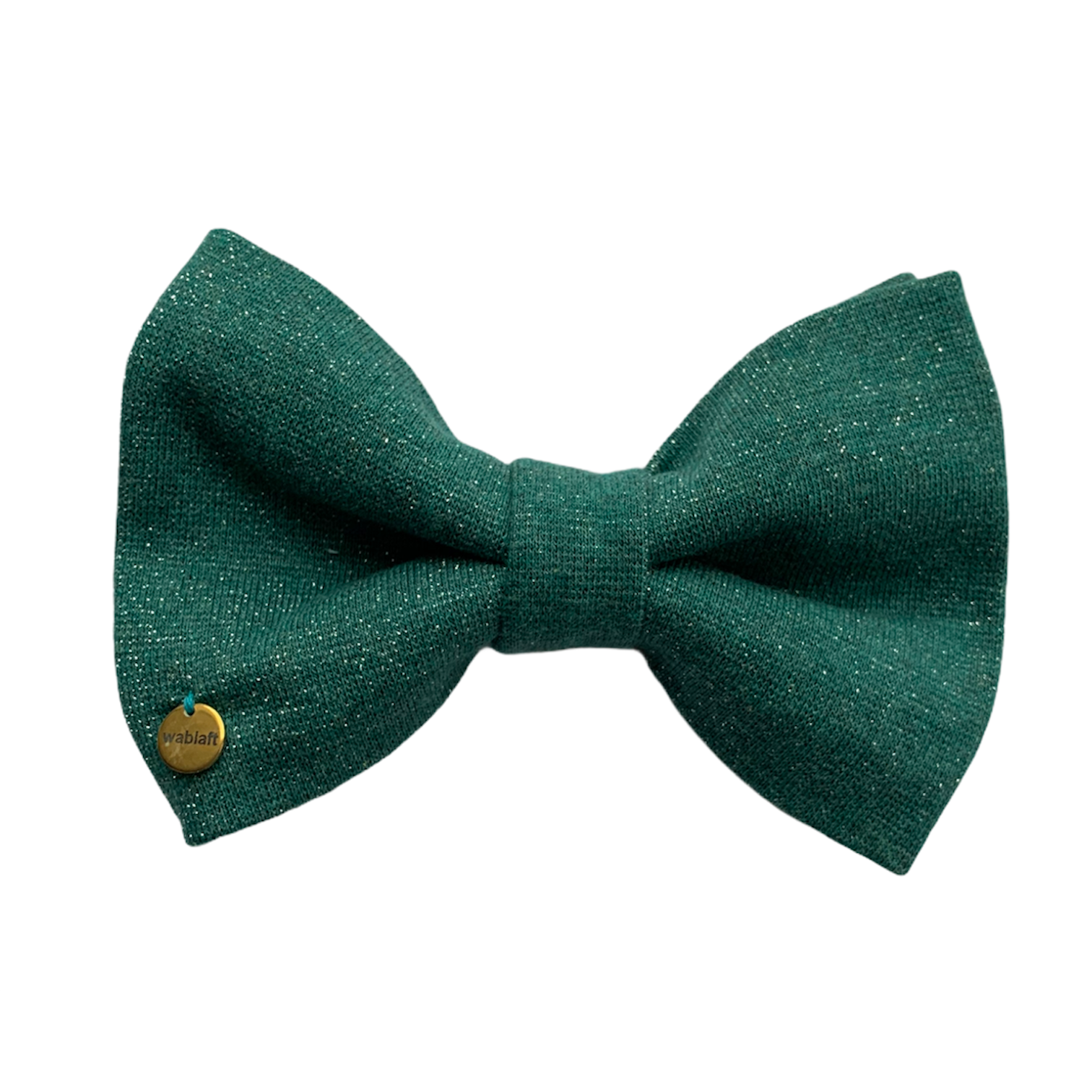 bow tie sparkling green