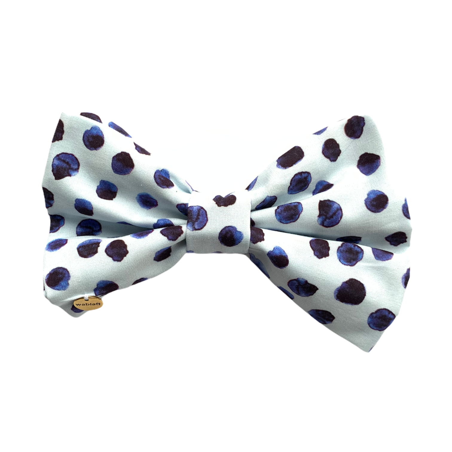 bow tie spring dots