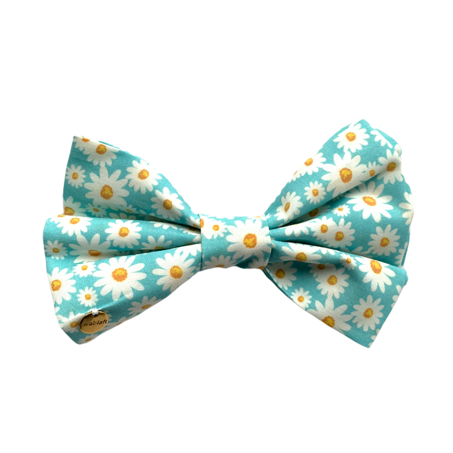 bow tie spring daisies