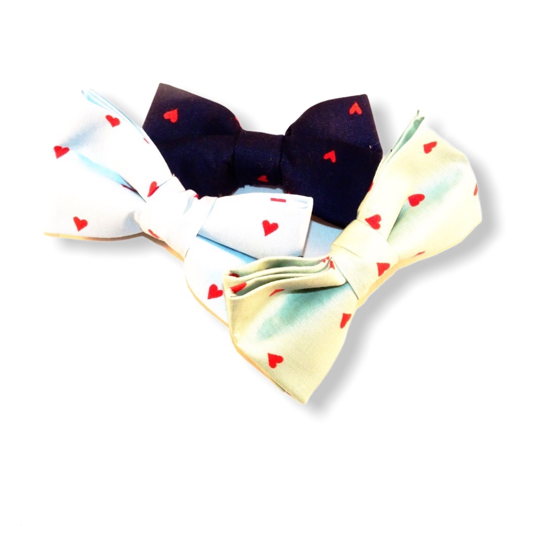Bow tie you're a sweetheart (dark blue)